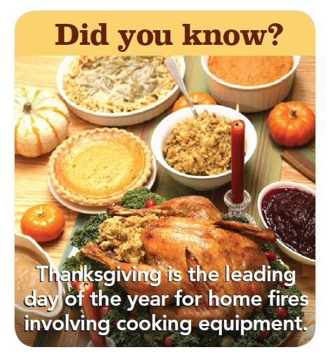 Thanksgiving Cooking Safety