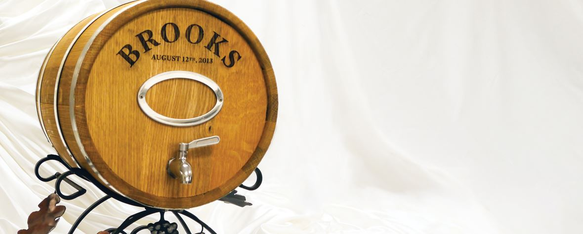 Custom Wine Barrels