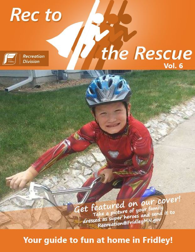 Rec to the Rescue Activity Guide 6 - Cover