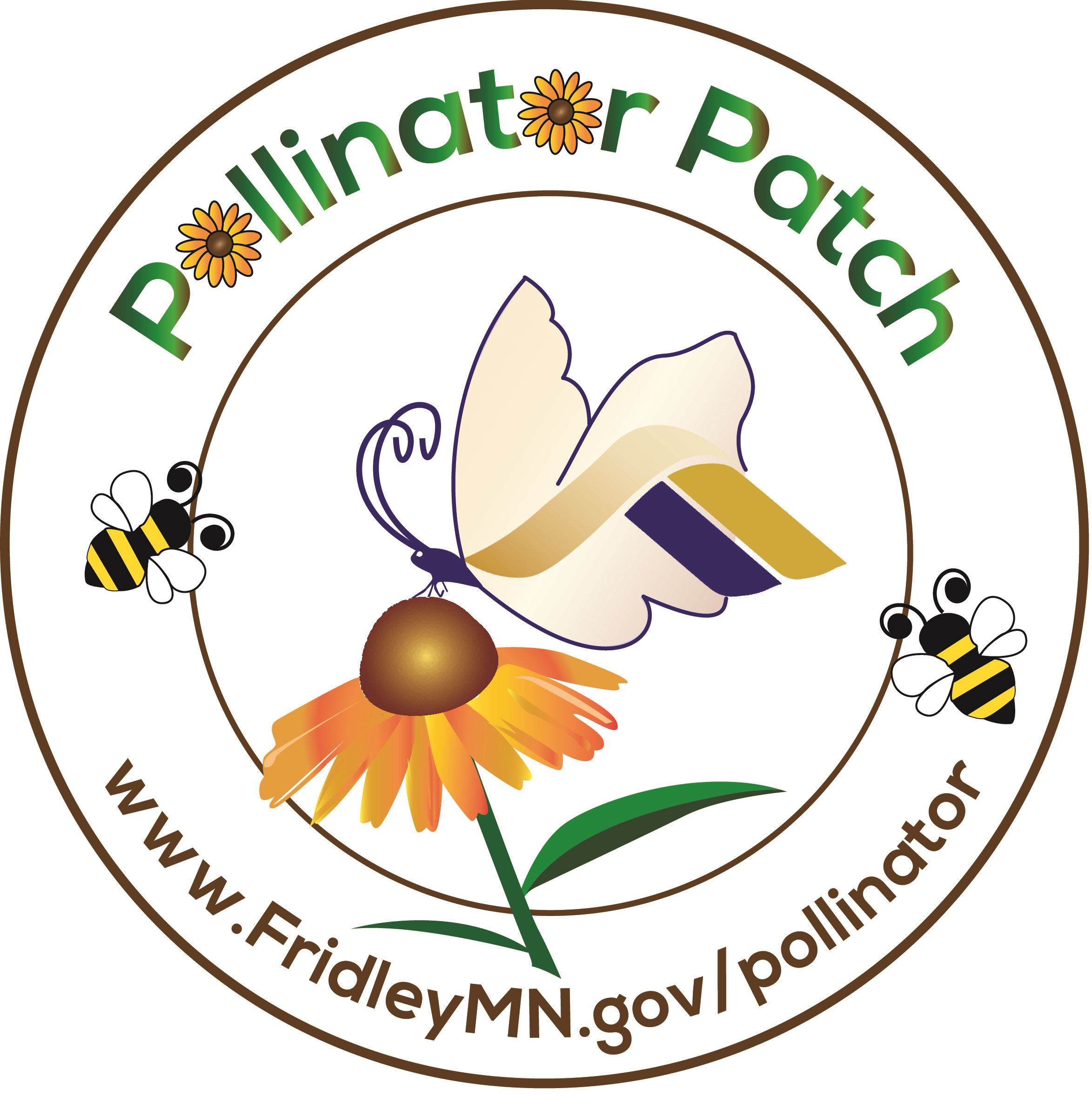 Pollinator Patch logo